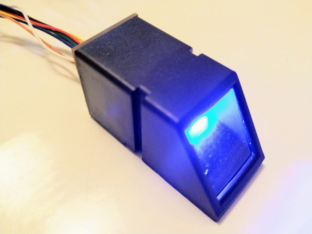 ESP8266 NodeMCU – Fingerprint Optical Sensor (JM-101) – Geekering